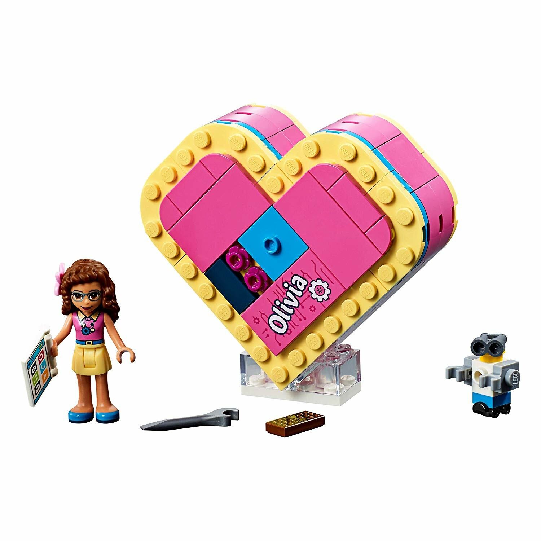 Lego 41357 Friends Olivia's Heart Box Set   Toys n Tuck