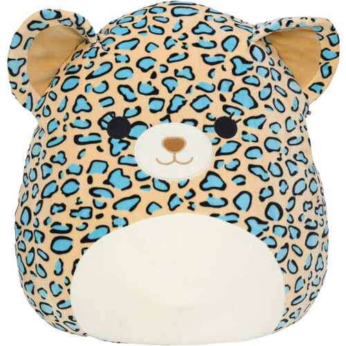 Squishmallows 16 Inch Plush - Liv the Leopard