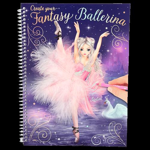 Depesche Fantasy Model Create Your Fantasy Ballerina