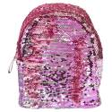Depesche Top Model Backpack with Sequins, Rose