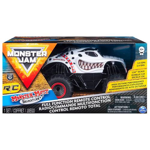 Monster Jam 1:24 Scale RC - Monster Mutt