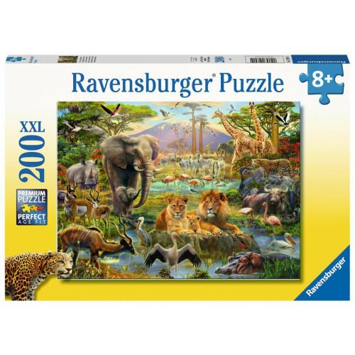 Ravensburger 200 XXL Piece Puzzle Animals of The Savanna