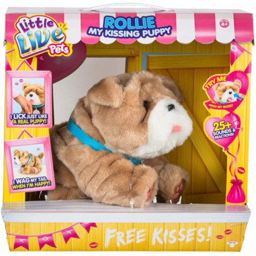 Little Live Pets Rollie My Kissing Puppy