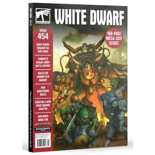 Warhammer - White Dwarf Issue 454