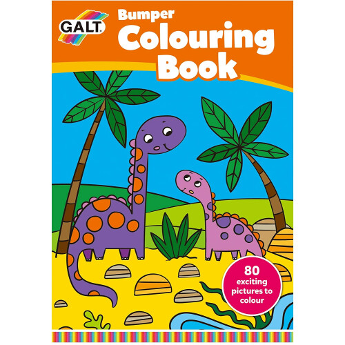 Galt Bumper Colouring Book