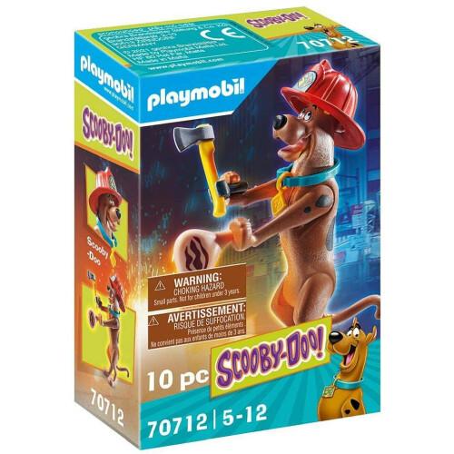 Playmobil 70712 Scooby-Doo-  Scooby-Doo Firefighter