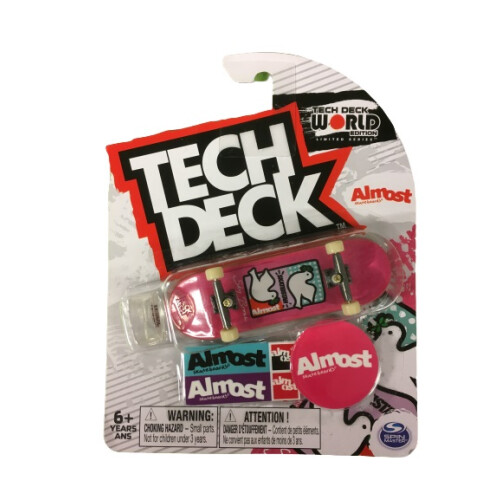 Tech Deck - World Edition - Almost Doves