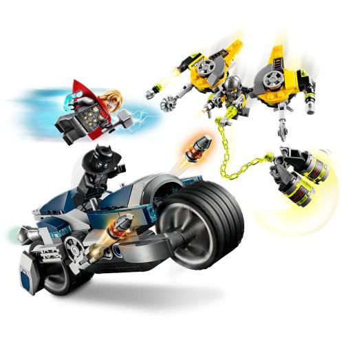 Lego 76142 Avengers Speeder Bike Attack