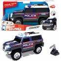 Dickie Toys Light & Sound Police SUV