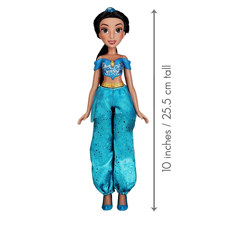 Dolls Disney Aladdin Dolls & Bears Royal Shimmer Jasmine