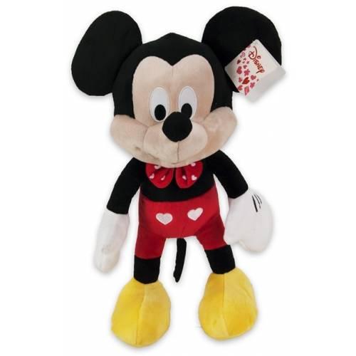 Disney Mickey Mouse Hearts Plush