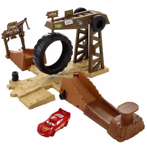 Disney Pixar Cars Story Sets - Mater's Challenge Playset