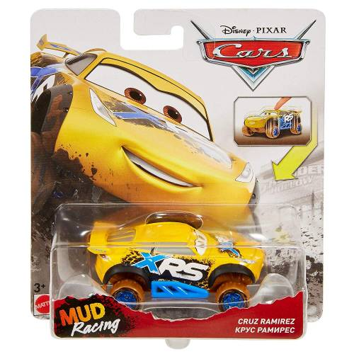 Disney Pixar Cars XRS Mud Racing - Cruz Ramirez