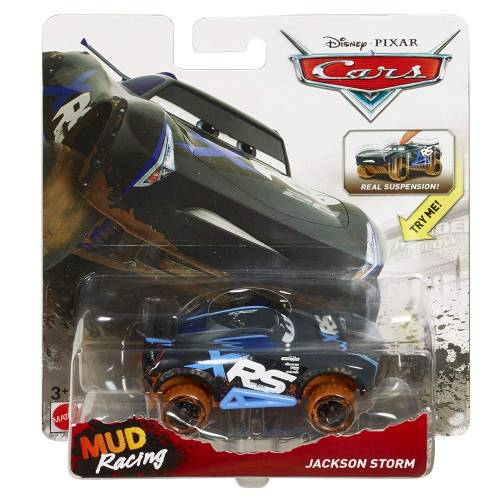 Disney Pixar Cars XRS Mud Racing - Jackson Storm