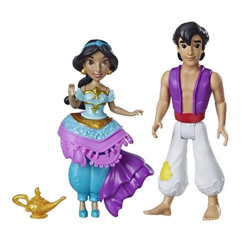 Disney Princess Royal Clips - Jasmine & Aladdin