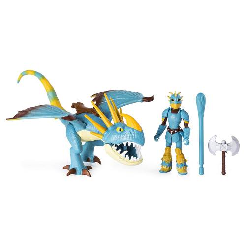 Dragons Astrid & Stormfly Figure Set