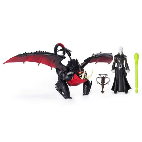 Dragons Grimmel & Deathgripper Figure Set