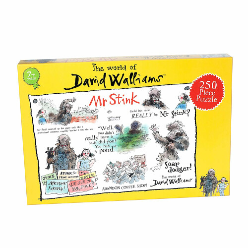 The World Of David Walliams - Mr Stink 250pc Puzzle