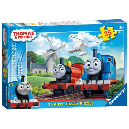 Ravensburger 35pc Puzzle Thomas & Friends At the Windmill