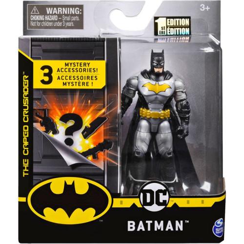 Batman 4 Inch Figure - Tactical Suit Batman