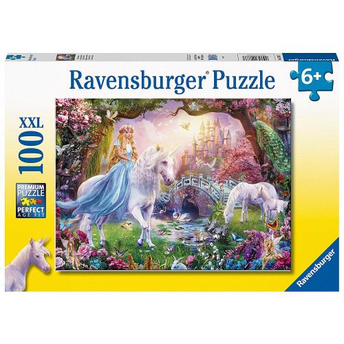 Ravensburger 100 XXL Piece Puzzle Magical Unicorn