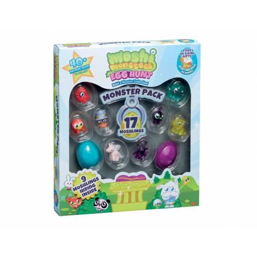 Moshi Monsters Egg Hunt - Monster Pack