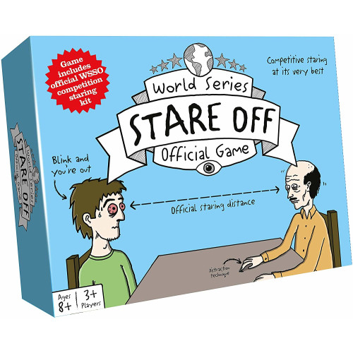 World Series Stare Off Official Game