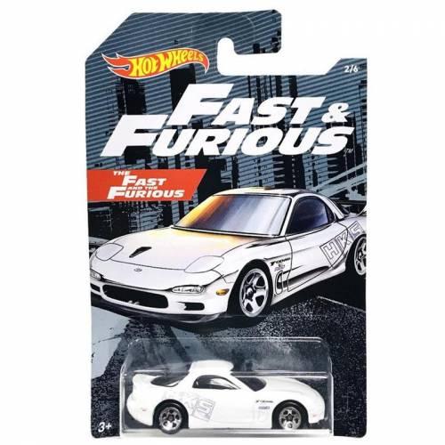 Hot Wheels Fast & Furious - '95 Mazda RX-7