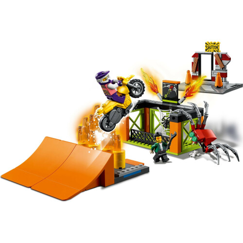 Lego 60293 City Stunt Park
