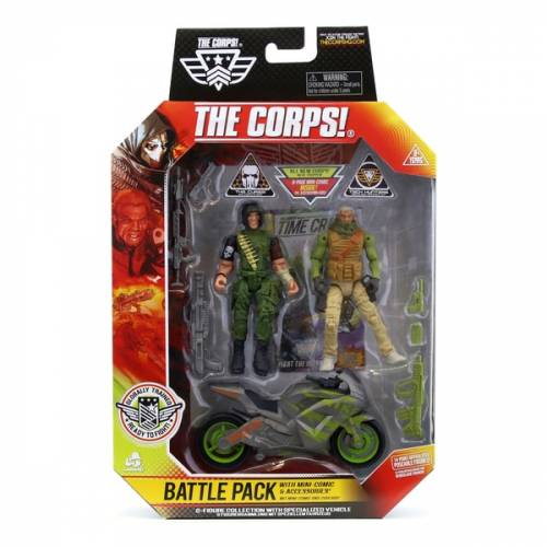 The Corps! Battle Pack - Smoke & Troll