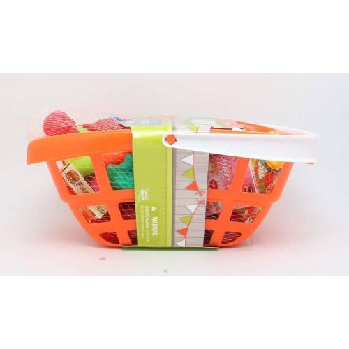 Fun Market Shopping Basket