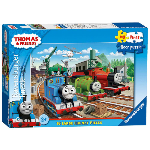 Ravensburger My First Floor Puzzle 16 Large Chunky Pieces Thomas & Friends