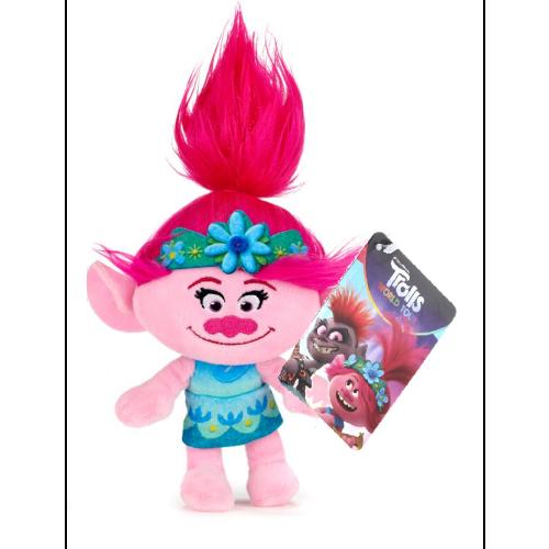 Trolls World Tour - Poppy 7Inch Plush