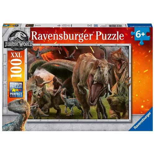 Ravensburger 100 XXL Piece Puzzle Jurassic World
