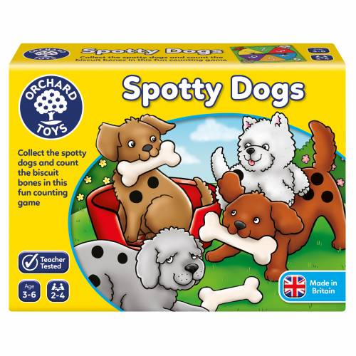 Orchard Spotty Dogs