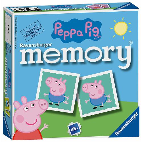 Ravensburger Mini Memory Game  Peppa Pig