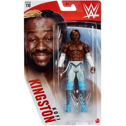 WWE Action Figure - Series #110 - Kofi Kingston