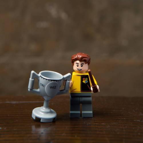 Lego Harry Potter Minifigure Cedric Diggory