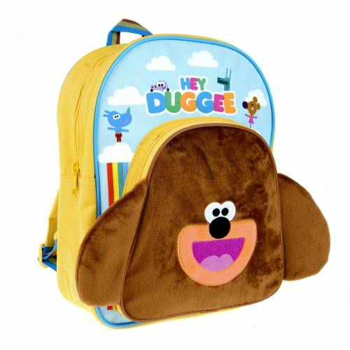 Character Backpack - Hey Duggee with Floppy Ears