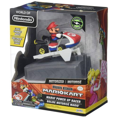 Mario Kart Power Up Racer