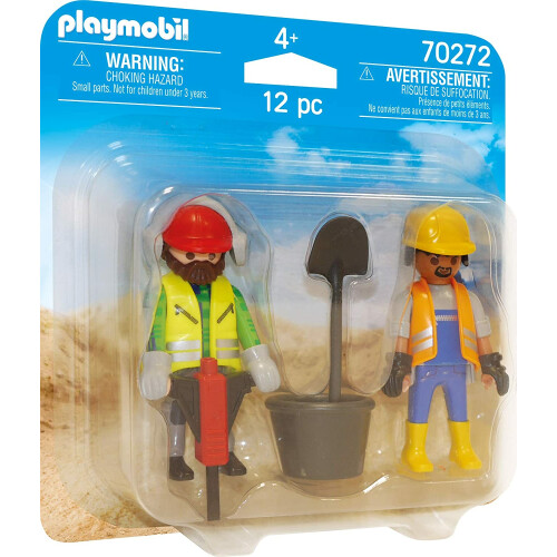 Playmobil  70272 Construction Workers