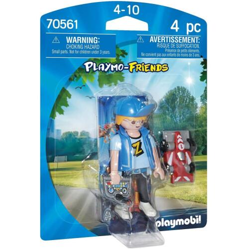 Playmobil 70561 Playmo-Friends Boy With RC Car