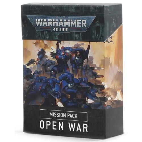 Warhammer 40,000 - Open War Mission Pack