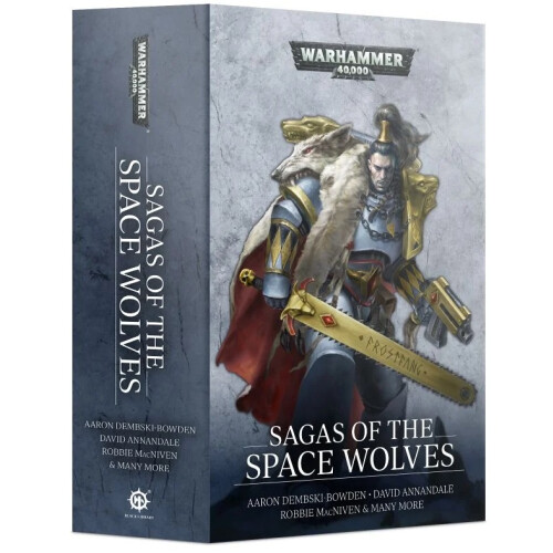 Warhammer 40,000 - Sage of the Space Wolves
