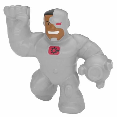 Heroes of Goo Jit Zu - DC Minis - Cyborg