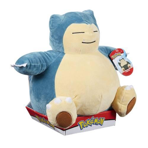 Pokemon 12 Inch Plush - Snorlax