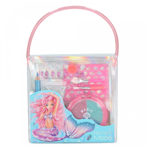 Depesche Top Model Fantasy Model Make-Up Set, Mermaid