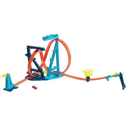 Hot Wheels Track Builder Unlimited Infinity Loop