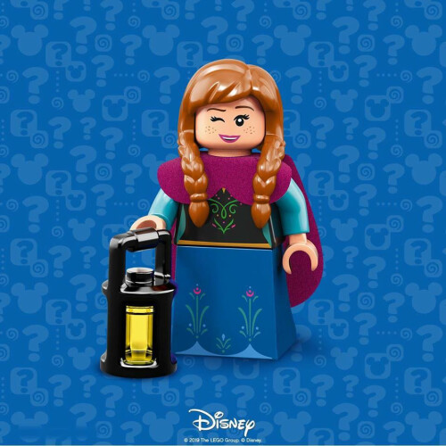 Lego Disney Minifigure Series 2 Anna