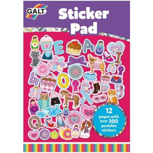 Galt Sticker Pad